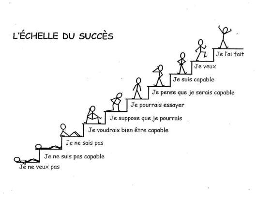 l'échelle du succès - Coach Partenaire Performance